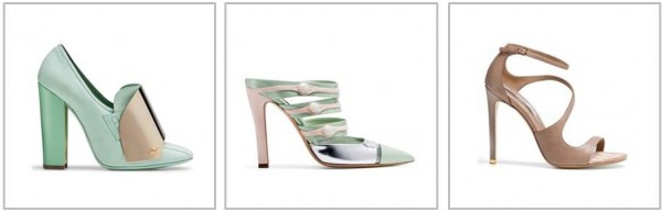 Yves Saint Laurent louis Vuitton Stella Mccartney