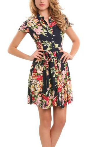 Guess-new-collection-spring-summer-fashion-for-women-dresses-image-3