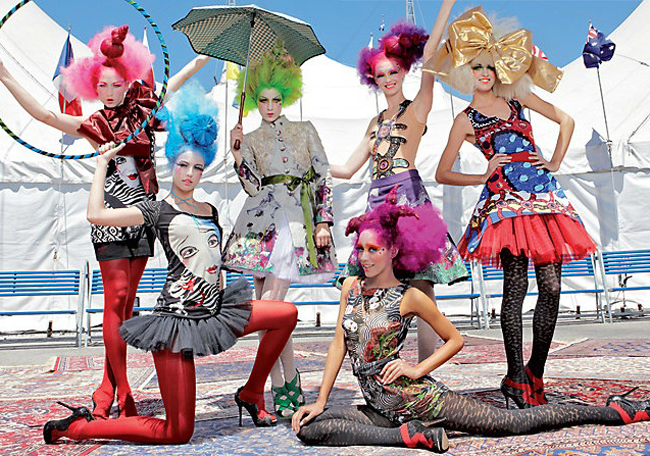 New-collection-Desigual-and-the-magic-of-Cirque-du-Soleil-image-2