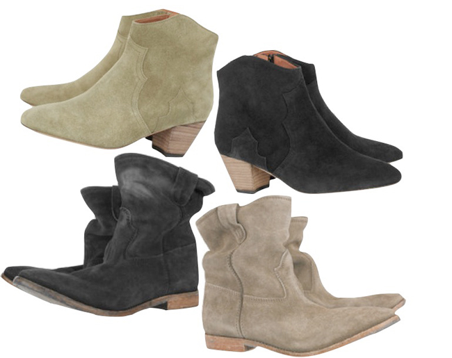 Isabel-Marant-vip-Dicker-Ankle-Boots-lifestyle-fashion-stars-image-4
