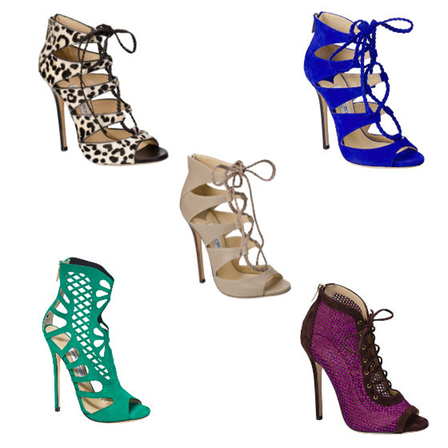 Jimmy Choo shoes boots bags new collection fashion
