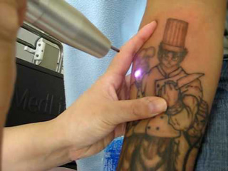 how to clean a new tattoo