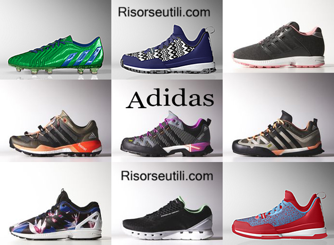 adidas sneakers new collection