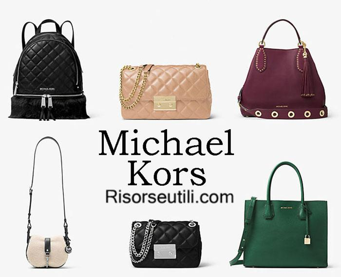 Bags Michael Kors fall winter 2016 2017 for women