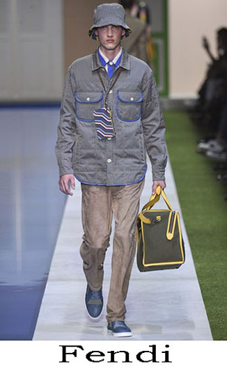 New arrivals Fendi on collection Fendi look 1
