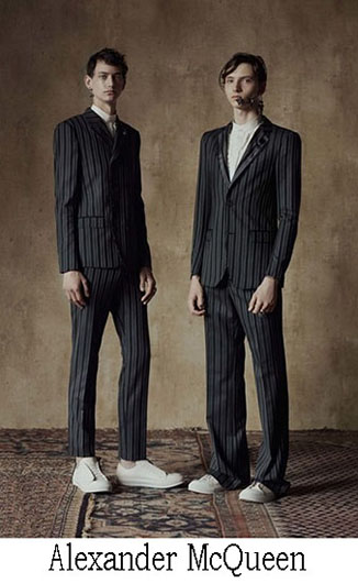 Alexander McQueen for men spring summer 2017
