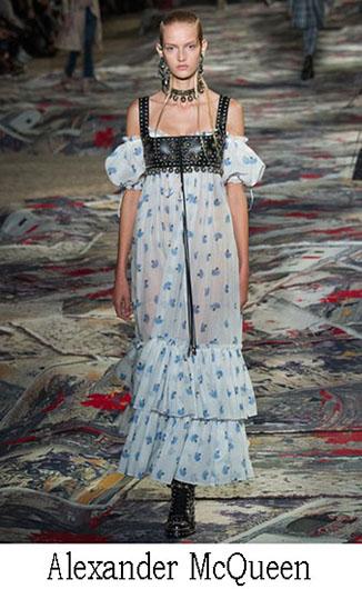 Clothes Alexander McQueen spring summer for women