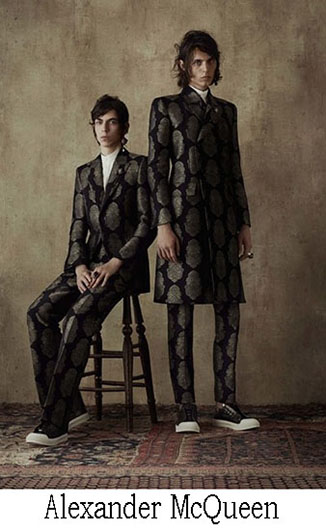 Collection Alexander McQueen spring summer for men