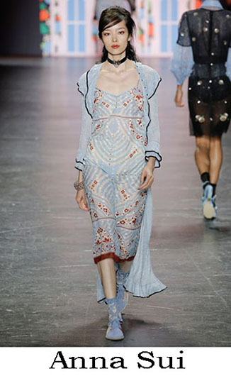Collection Anna Sui spring summer for women