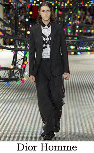 Dior Homme spring summer 2017 fashion for men look 14