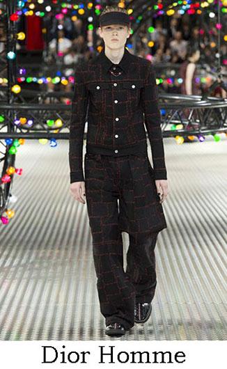 Dior Homme spring summer 2017 fashion for men look 17