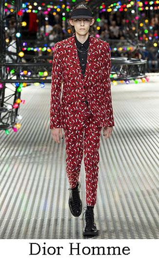 Dior Homme spring summer 2017 fashion for men look 24