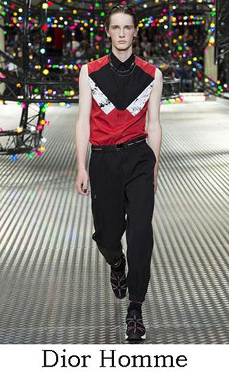 Dior Homme spring summer 2017 fashion for men look 25
