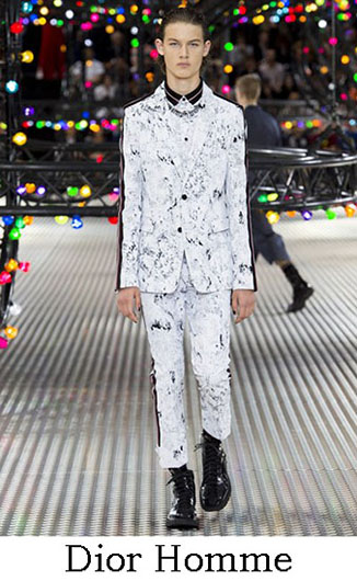 Dior Homme spring summer 2017 fashion for men look 29
