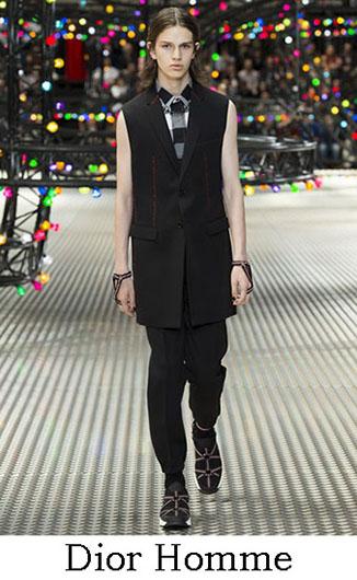 Dior Homme spring summer 2017 fashion for men look 4