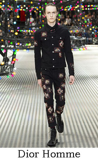 Dior Homme spring summer 2017 fashion for men look 43