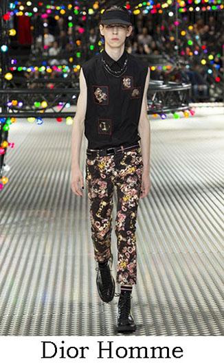 Dior Homme spring summer 2017 fashion for men look 44