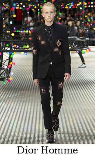 Dior Homme spring summer 2017 fashion for men look 45