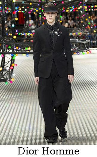 Dior Homme spring summer 2017 fashion for men look 46