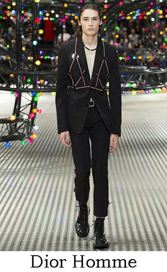 Dior Homme spring summer 2017 fashion for men look 5