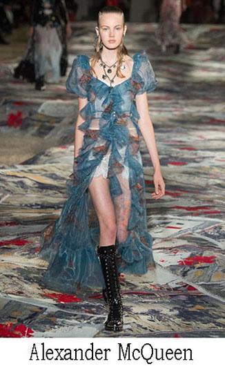 Dresses Alexander McQueen spring summer 2017
