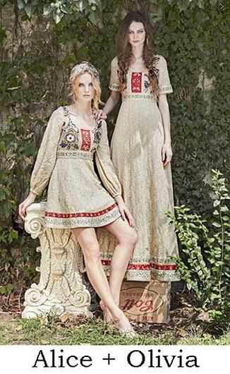 Dresses Alice + Olivia spring summer for women