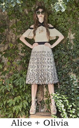 Fashion news Alice + Olivia spring summer 2017