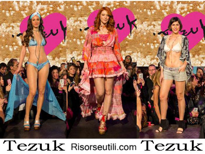 Beachwear Tezuk summer 2017 swimwear bikini