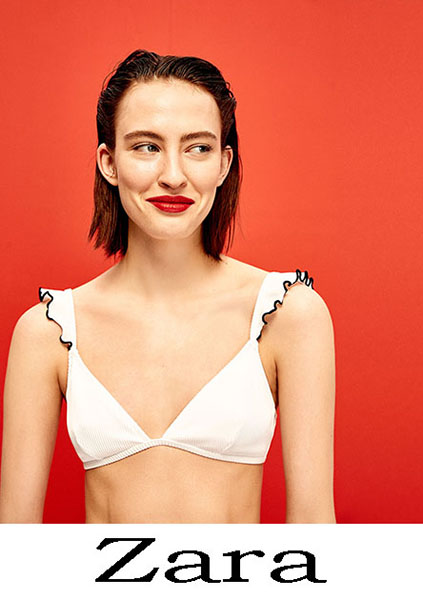 Beachwear Zara summer swimwear bikini look 4