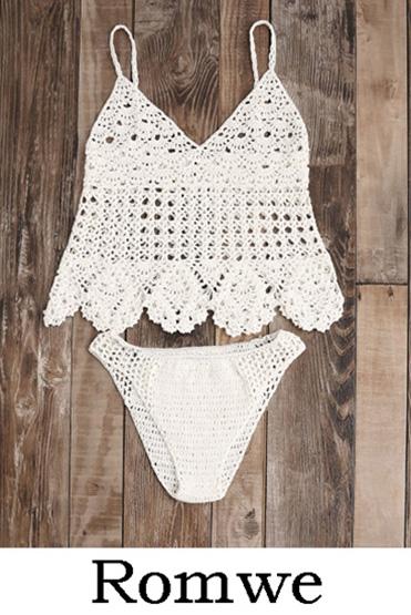 Beachwear Romwe summer catalog Romwe 1