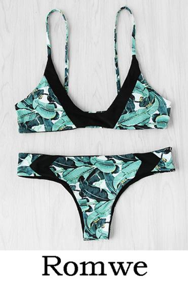 Bikinis Romwe summer swimwear Romwe 5