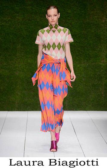 Catalog Laura Biagiotti spring summer look 1