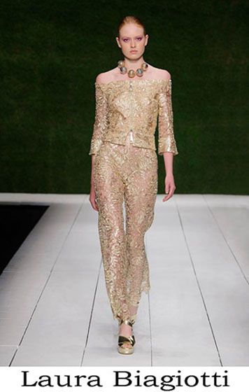 Clothing Laura Biagiotti spring summer look 1