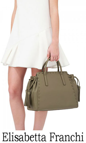 Accessories Elisabetta Franchi summer sales look 5