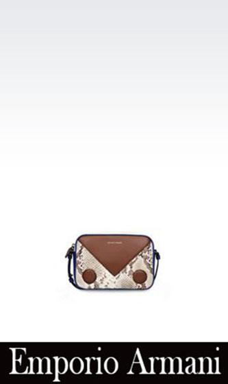Accessories Emporio Armani summer sales look 4