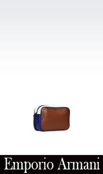 Accessories Emporio Armani summer sales look 5
