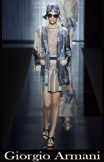 Catalog Giorgio Armani for women spring summer 3