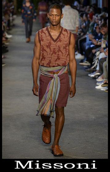 Catalog Missoni spring summer men look 2