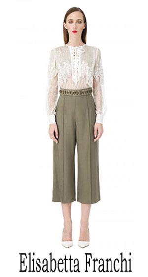 Clothing Elisabetta Franchi summer sales look 18