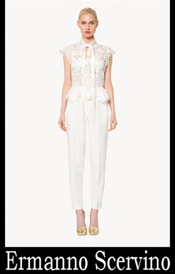 Clothing Ermanno Scervino summer sales look 1