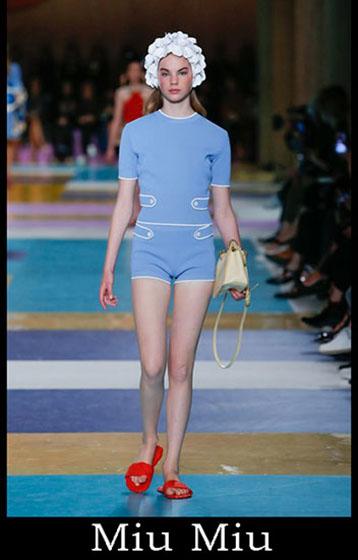 Clothing Miu Miu spring summer look 7