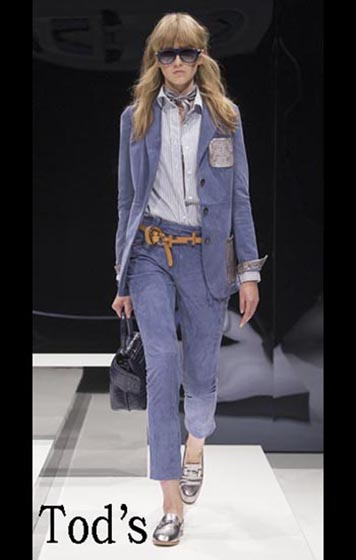 Clothing Tod's spring summer look 4