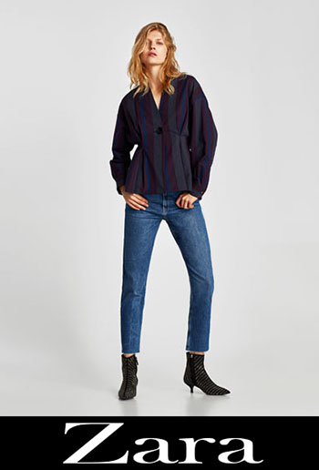 Denim Zara 2017 2018 fall winter women 6