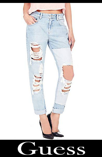 Guess ripped jeans fall winter women 8