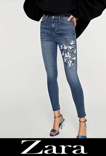 Jeans Zara fall winter 2017 2018 women 2