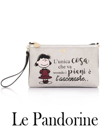 Le Pandorine accessories bags for women fall winter 12