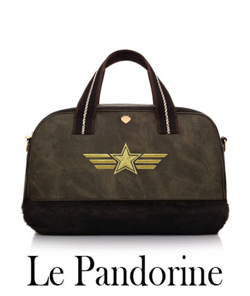 Le Pandorine accessories bags for women fall winter 2