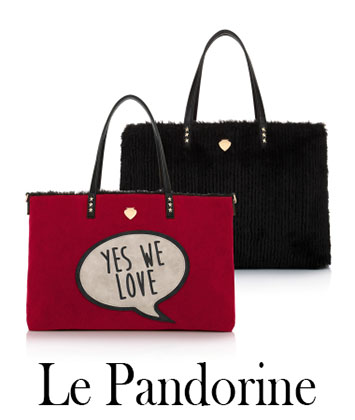 Le Pandorine accessories bags for women fall winter 4