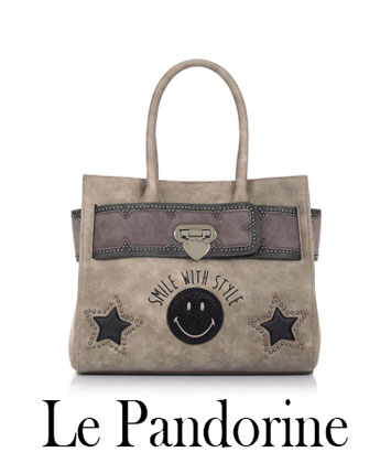 Le Pandorine accessories bags for women fall winter 5