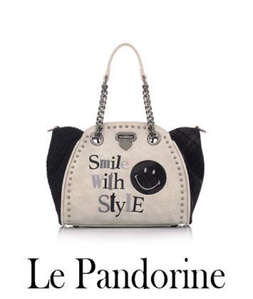 Le Pandorine accessories bags for women fall winter 6